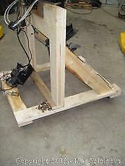 Outboard Motor Stand C