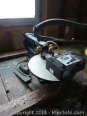 Mastercraft Scroll Saw B