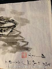Japanese woodblock prints Chinese brush paintings and Balinese fine detail watercolour.