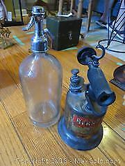 Vintage Blow Torch And Spritzer - A