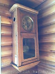 Vintage Wall Clock B