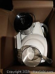 Individual Crock Pot and Gravy Separator B