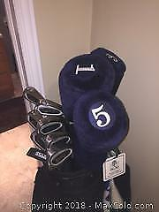 Spalding Select Golf Clubs Augusta Bag B