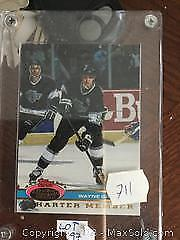 Wayne Gretzky Hockey Card