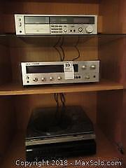 F. Stereo System A