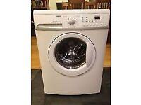 11 Zanussi ZWG7120K 6kg 1200Spin White LCD Washing Machine 1 YEAR GUARANTEE FREE DEL N FIT