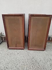 Vintage Stereo Speakers