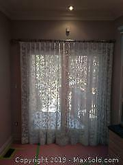 Curtain and Hardware