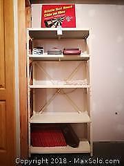 Games and Shelf. C