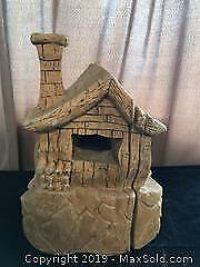 Hand Carved Hobbit House