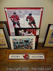 Hockey Posters A