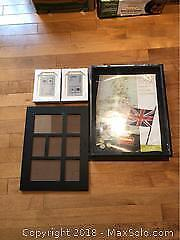 Collection of frames