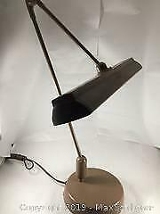 Vintage Swivelier Drafting Lamp