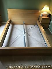 Ikea MALM Bedroom Furniture B