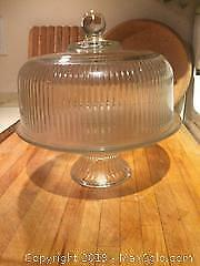 Glass Serving Dishes C