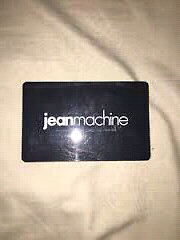 Jean Machine Gift Card