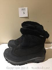 "Ladies Columbia ""Bugazip Omni-Tech"" Winter Boots Size 10"