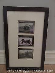 Early Harley Davidson Photo Reproductions A