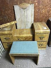 Ladies Antique Dresser