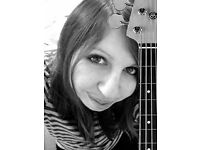 Guitar, Bass Guitar and Ukulele Lessons from Professional Teacher - South West London