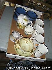 Tea And Coffee Cups B