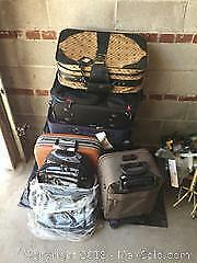 Lot 3 Used Travel Luggage