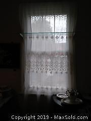 Curtains Rods And Shelves C