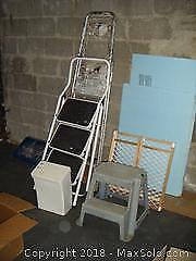 Step Ladders And More B