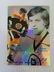 Bobby Orr Rare Numbered 150/150 Special Insert Card Legacy