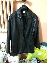 Marc New York Leather Jacket A