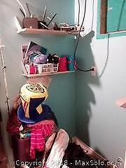 Child's Jewelry Box, Clothes, Dolls A