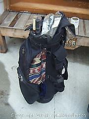 TNT Golf Bag A