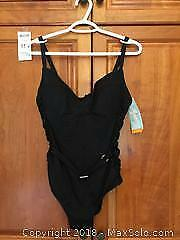 Brand New Ladies Nygard Collection Swimsuit Size 12