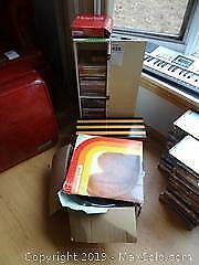 Records, Tapes And CDs A