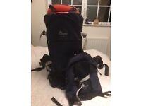 Macpac Vamoose child carrier / backpack / sling