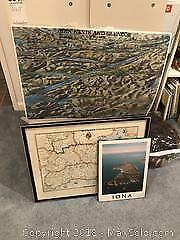 Antique Map and More A