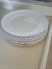Coalport Dishes And Wedgewood - A