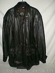 Mans leather Jacket by Danier Size Large