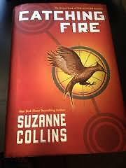 Hunger Games: Catching Fire by Suzanne Collins Like New Mint $10