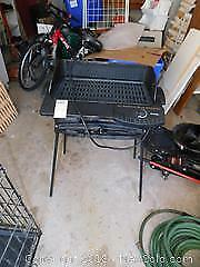 Electric Barbecue A