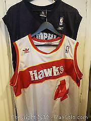 a721534c5 Basketball NBA Jerseys - Red   White Stitched.