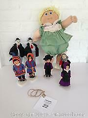 Cabbage Patch doll and collectable dolls. A
