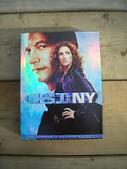 Excellent Condition: CSI:NY Complete 2nd Season DVD Set