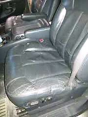 WTB-Leather front drivers seat 99-02 gmc chev