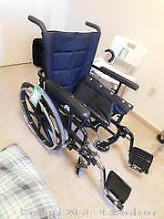 Wheelchair And Walker A