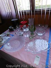 Crystal Bowls And More A