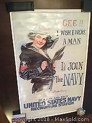 Navy Poster A