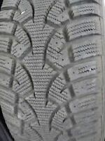 205/55/16 General winter tires for sale