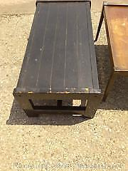 2 Coffee Tables, Foot Stool, Wooden Box