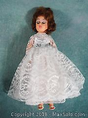 Dee and Cee Bride Doll Large